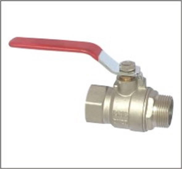 Brass Ball Valve Pvc Coated Pn16