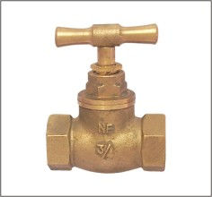 Brass Stop Valve T Handle