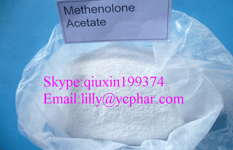 Methenolone Acetate   & skype:qiuxin199374