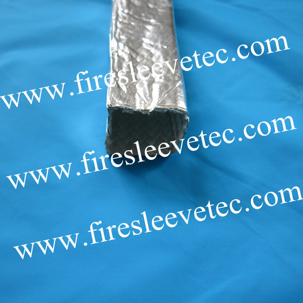 reflective heat shield sleeve