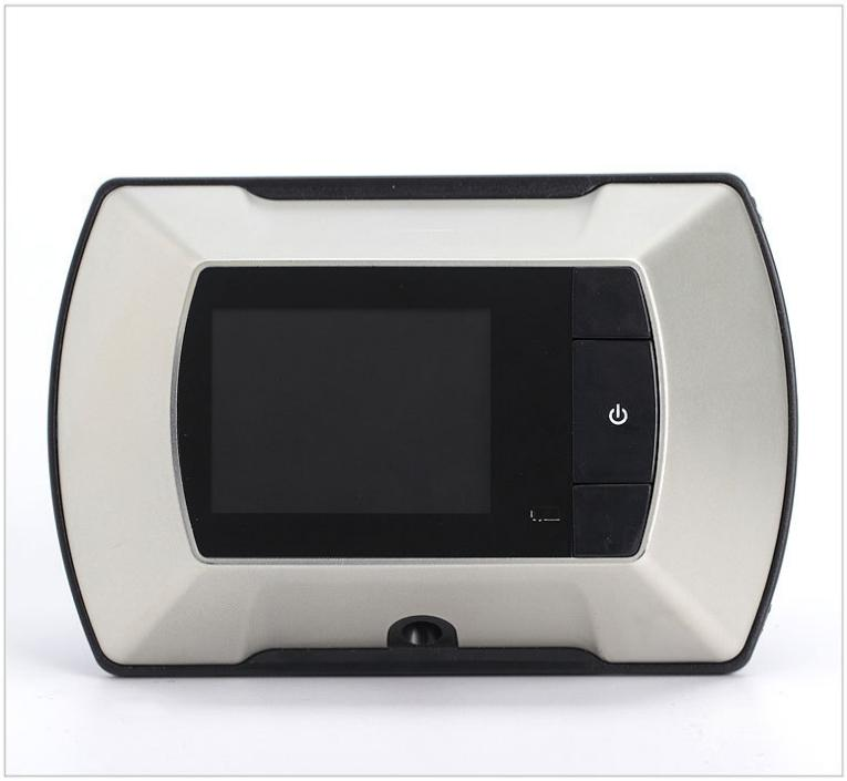 wireless digital peephole security camera, video door viewer