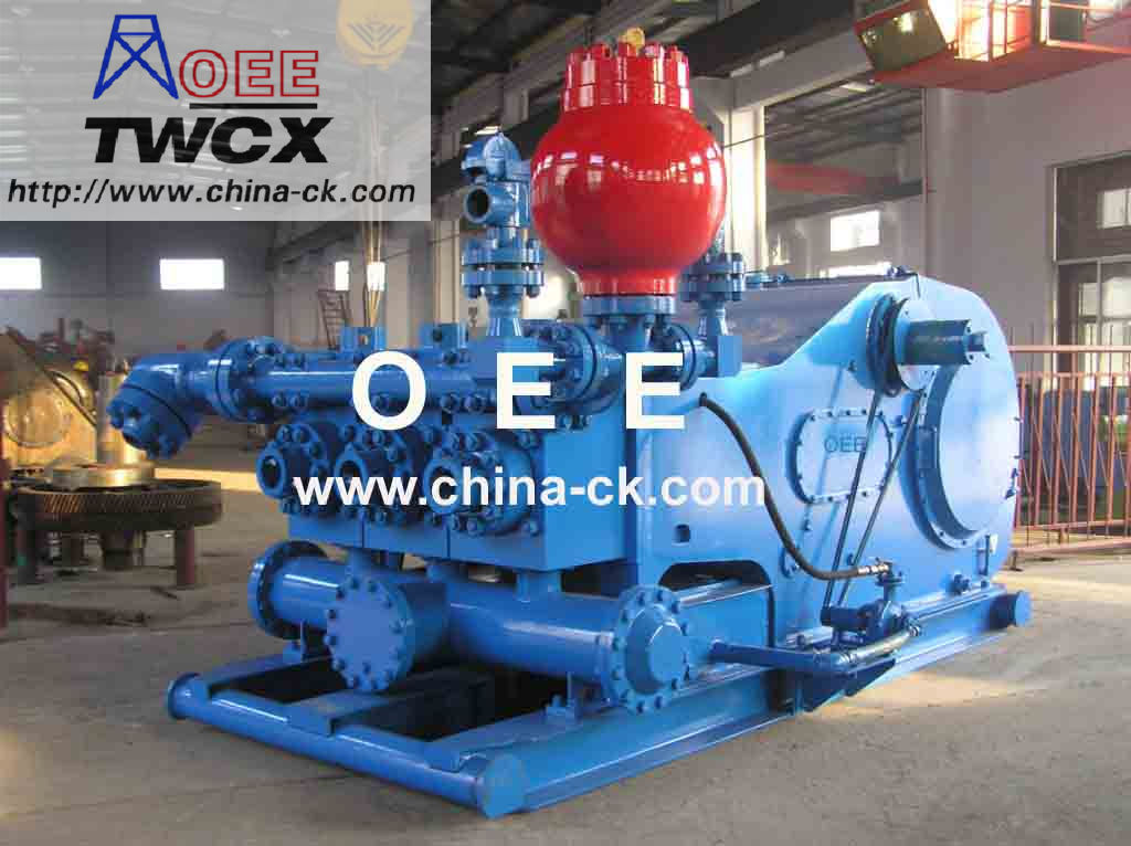 Bomco F-1300 Drilling Triplex Mud Pump