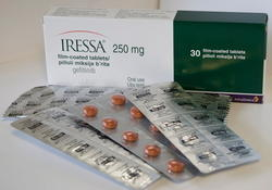 Iressa Gefitinib 250 mg Tablets
