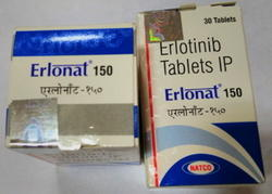 Erlotinib Tablets 150 mg Natco