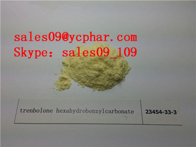 Trenbolone Hexahydrobenzyl Carbonate  (Skype:sales09_109