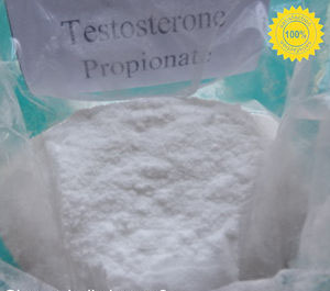 White color Testosterone PropionateCAS No.:57-85-2
