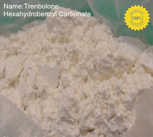 99.5%Trenbolone Hexahydrobenzyl Carbonate Standard:SGS, GMP