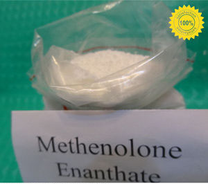 Methenolone enanthate Model NO.:303-42-4