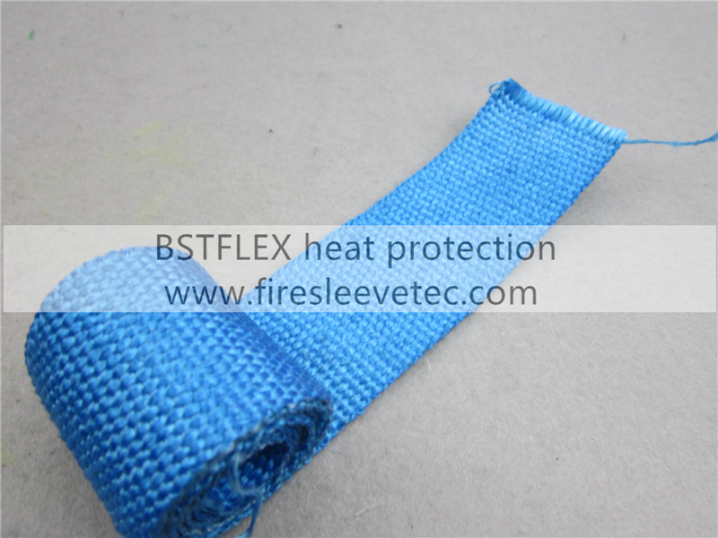 titanium Exhaust Header Wrap