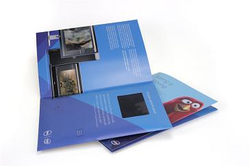 Promotion Video Brochure