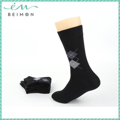 Antibacterial Terry Socks OEM Men ankle socks compression socks