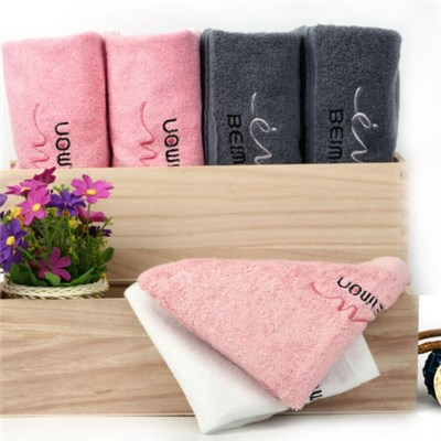 100 Egyptian Cotton Face Towels