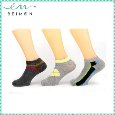 Beimon wholesale soft 100% cotton youth girls long white socks
