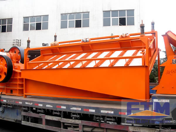 Igh Frequency Vibrating Screen For Ore Slurry Dressing/High Frequency Screens China