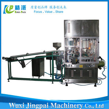 Automatic Tube Shoulder Making Machine