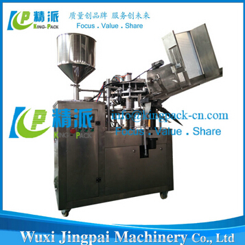 automatic tube filling machine Automatic Aluminum Tube Filling Machine