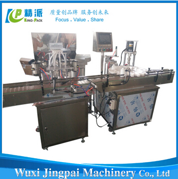 filling and capping machine Liquid Filling And Capping Machine