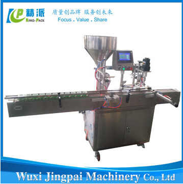 filling and capping machines Cream Filling And Capping Machine