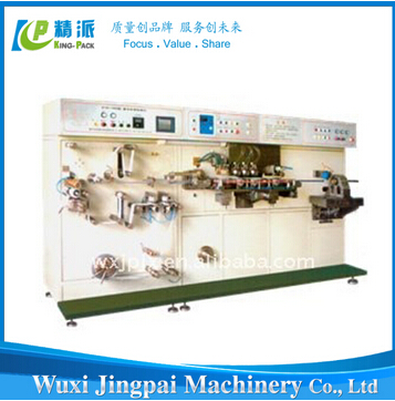 Laminate Tube Body Making Machine