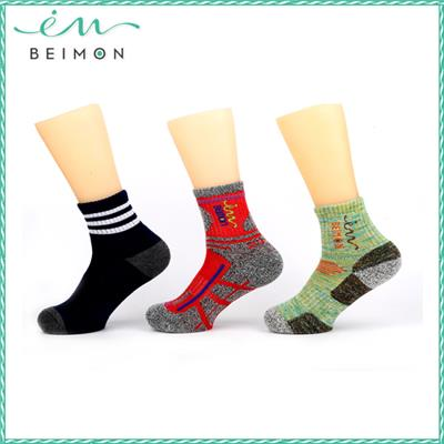 Beimon deodorant compression socks sublimated socks sock manufacturer
