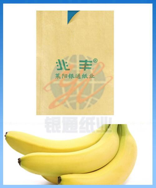 fruit protection paper bag/fruit  banana growing bag