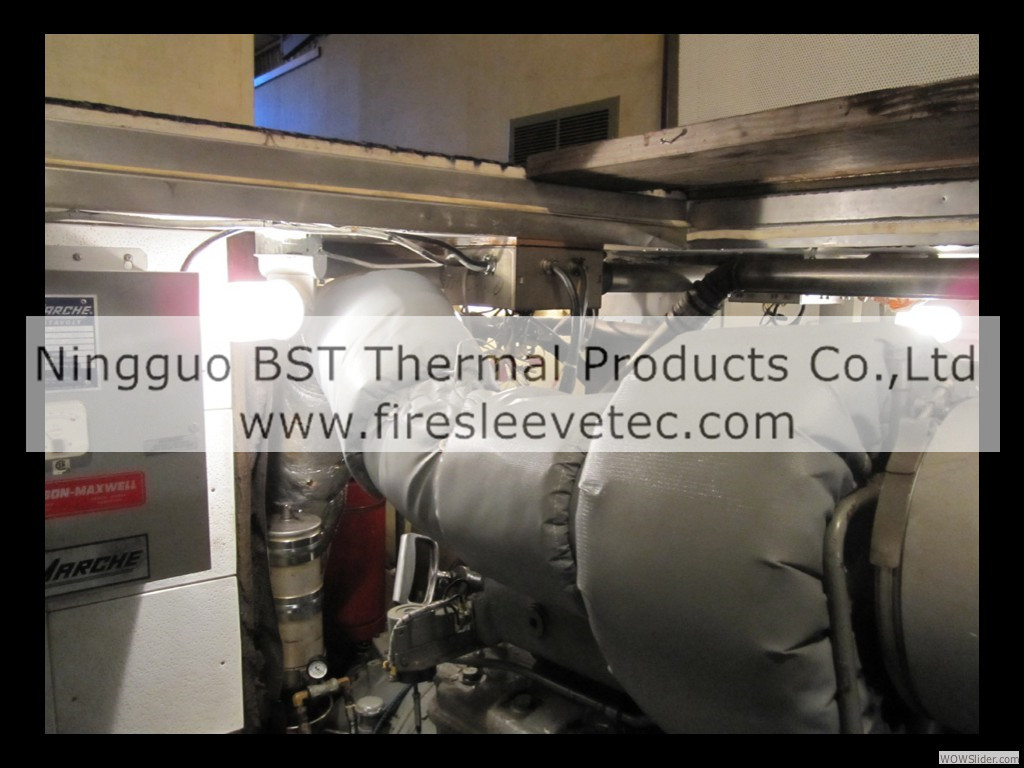 Industrial Heat Proof Insulation Blankets