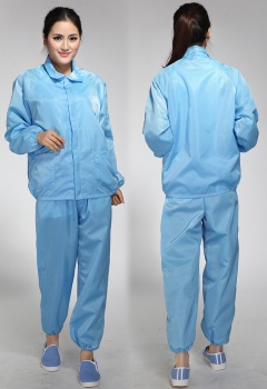 anti static workwear garment