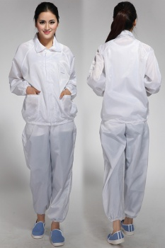 clean worksuit garment