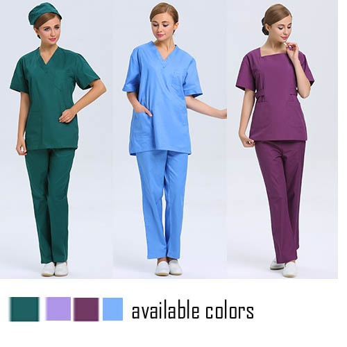 hospital workwear uniform