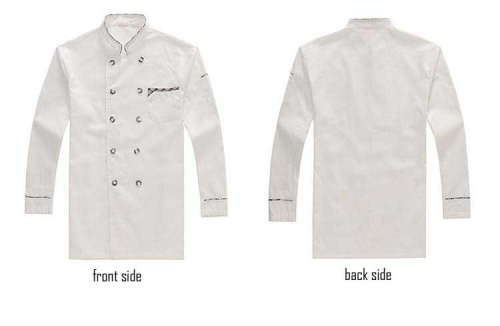 chef worksuit for baker