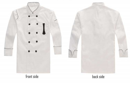 chef worksuit uniform