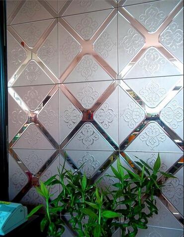 wall glass & building glass