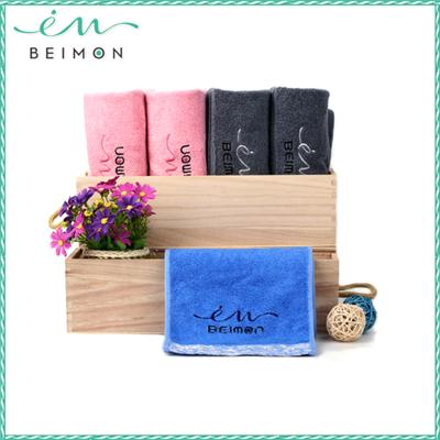 Beimon natual fiber anti-ordo antibacterial deodorant towels for bathroom