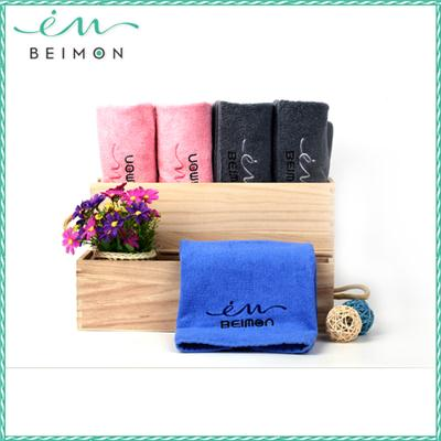 HK Amazon top selling 100% cotton antibacterial circular beach towel with pillow