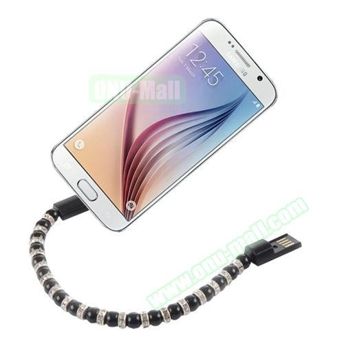 Charging Cable for Samsung Galaxy S6 / S5 / S IV, LG, HTC