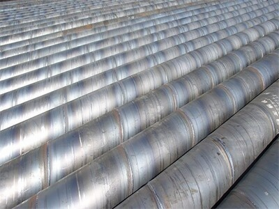 Spiral Steel Pipe