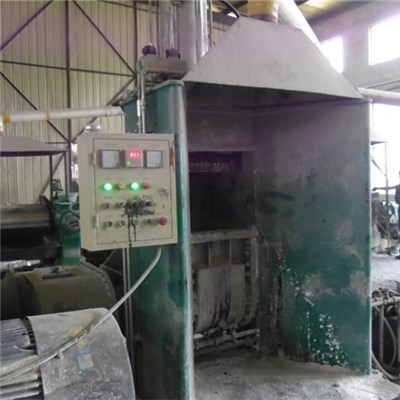 Rubber Compound Kneading Mixer