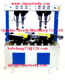 Hydraulic Whole Azimuth Attaching Machine
