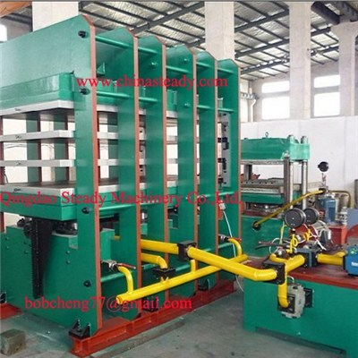 Frame Type Plate Vulcanizing Press