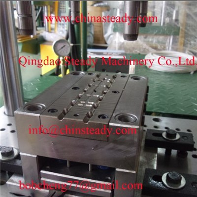 Vertical Type Plastic Injecton Molding Machine
