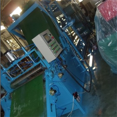 Rubber Sheet Suspension Batch Off Plant