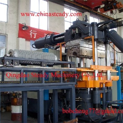 Insulator Injection Molding Machine