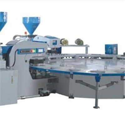 Various Shoe Injection Molding Machine
