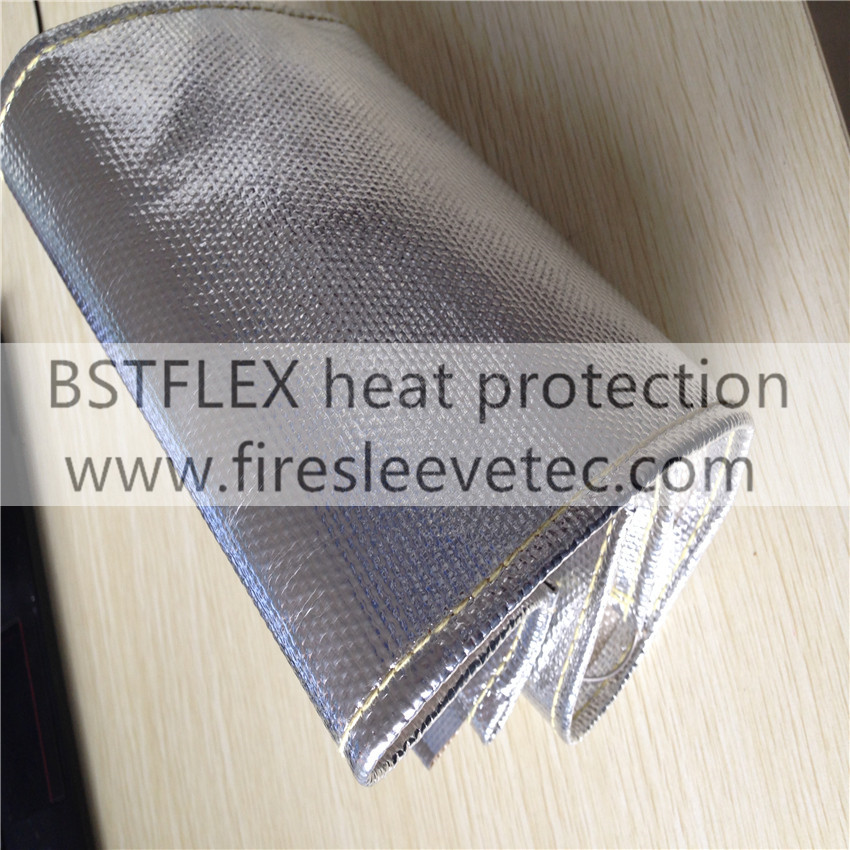Fiberglass Thermal Insulation Blanket Jacket Cover