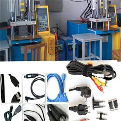 Wire Plug Injection Molding Machine