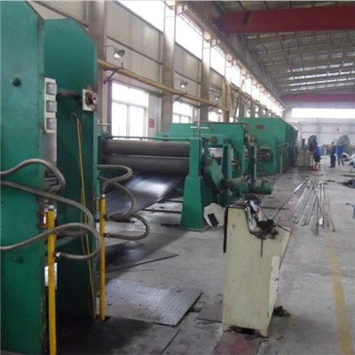 Conveyor Belt Vulcanizing Press