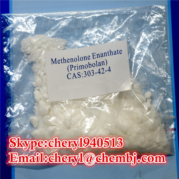 Methenolone Enanthate  CAS: 303-42-4