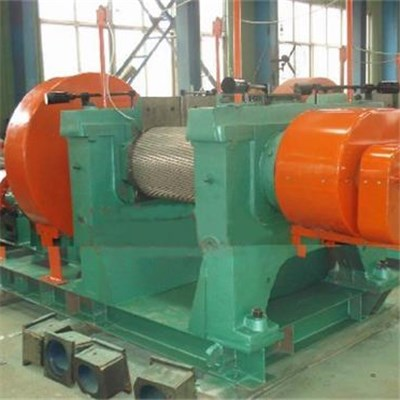 Tyre Shredder Mill
