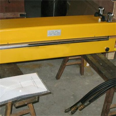 PVC Belt Splicing Machine