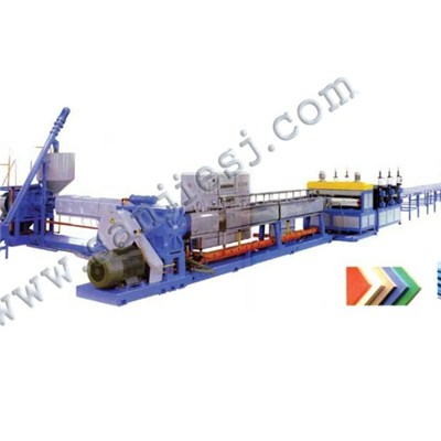 XPS Foam Board Extrusion Line SJ120
